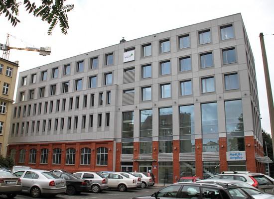okna aluminiowe witryny Wrocław1