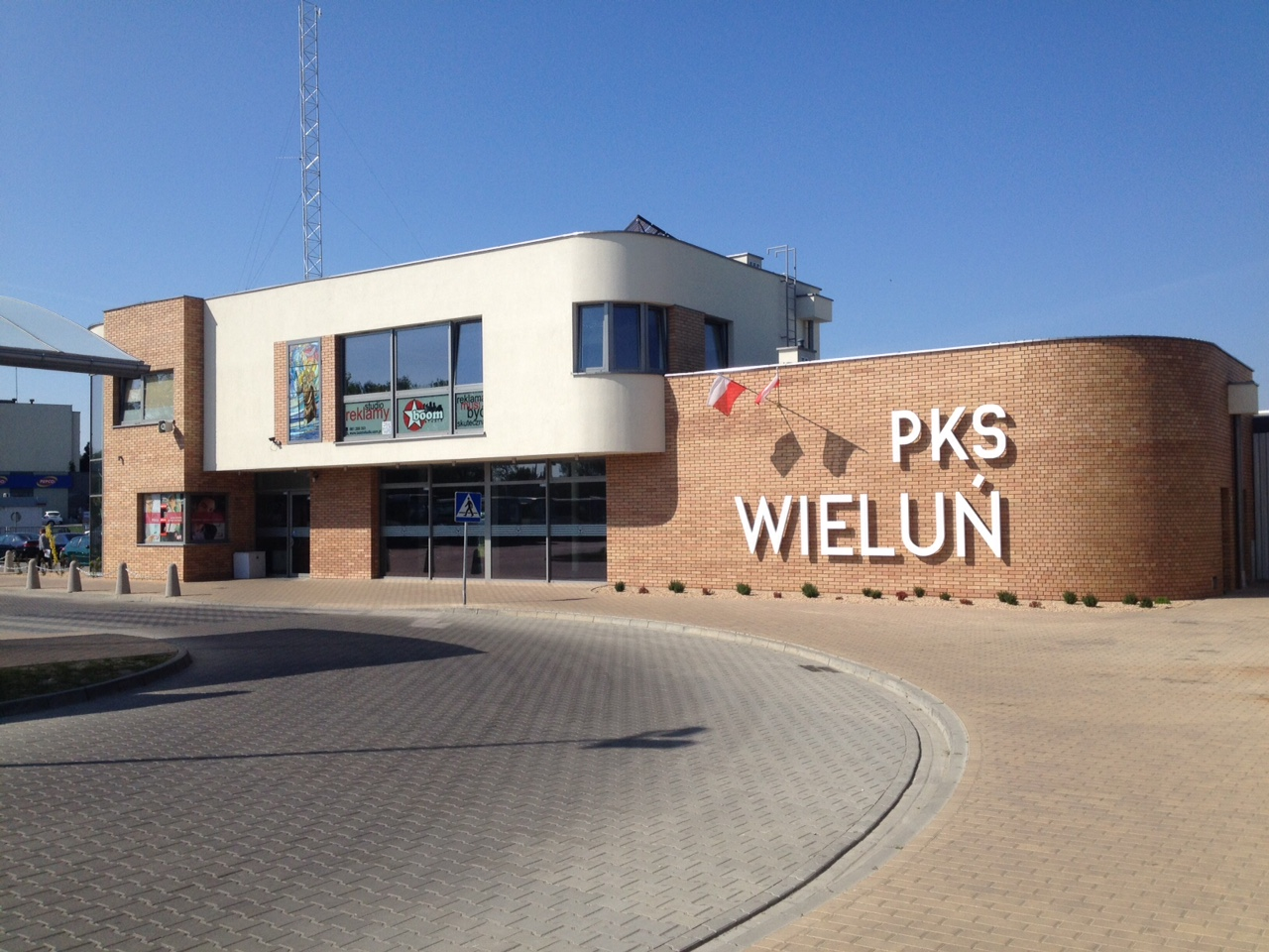 PKS Wieluń okna aluminiowe (1)